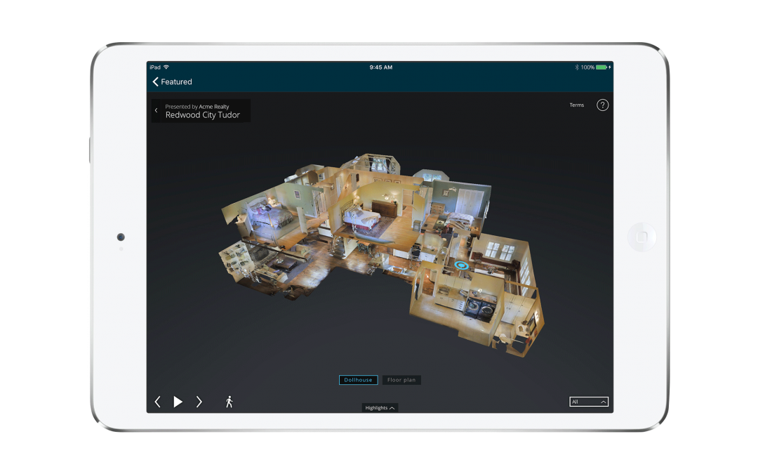 Immersive 3D Media  is Transforming the Way Real Estate is Being Shown